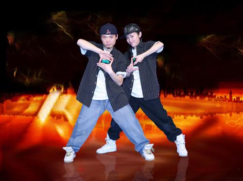 2007年海尔全国街舞挑战赛团体冠军